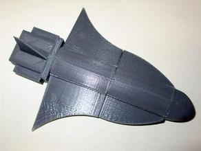 space shuttle vehicles ai aircraft airplane shuttle space spaceship space shuttle
