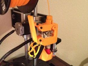 printrbot simple metal locking extruder handle 3d printer accessories printerbot simple metal printrbot printrbot simple metal simple metal