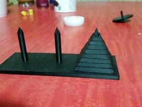 towers hanoi pyramids puzzles game hanoi puzzle pyramid towers tower hanoi
