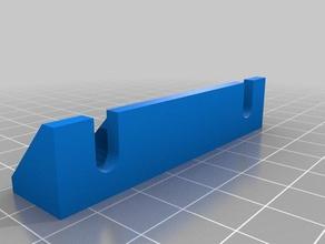 vertex k8400 small corner part k8400-hqp-sc 3d printer parts k8400 k8400-hqp-sc spare part velleman k8400 vertex