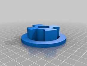 spool adapter form futura esun sharebot ng 3d printer accessories sharebot sharebot ng spool spool adapter spool holder