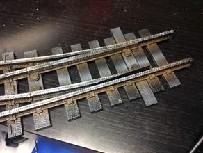 affluenza giardino tracciato ferroviario sistema di 32mm edifici e strutture 32mm giardino ferroviaria openrailway la ferrovia la ferrovia sm32 traccia con il treno affluenza