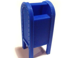 tiny mail mailbox buildings & structures box mail mail box tiny tiny mail
