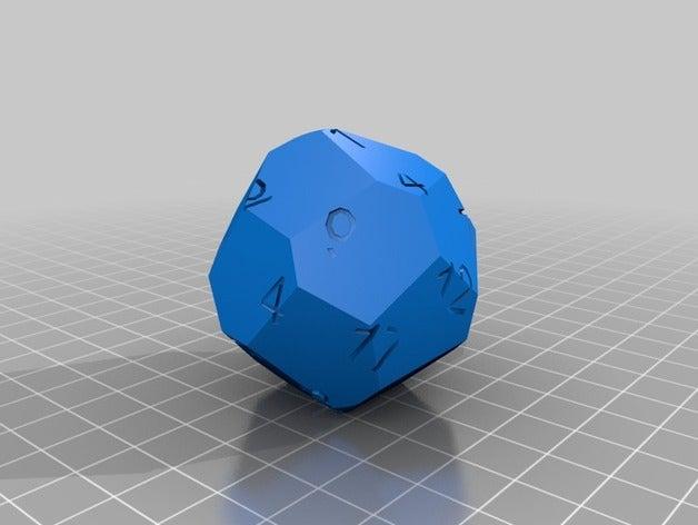 22 sided dice dice custom