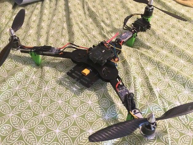 landing gear 18x10mm arm