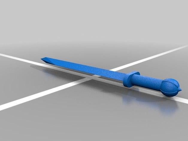 davos- sword