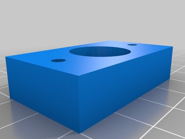 625z bearing support 3d p