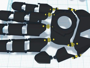 power glove &lt right&gt please let me know if works 3d printing 3d printing awsome epic glove power power glove