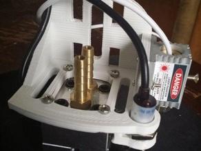 kraken mount printrbot plus lc 3d printer parts kraken laser cutter printrbot printrbot lc printrbot plus printrbot upgrade part