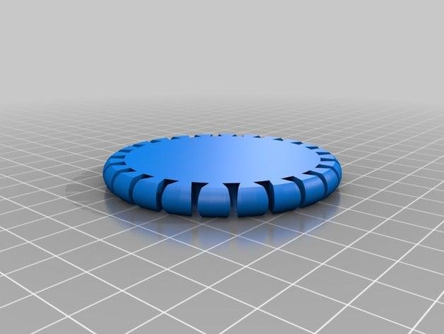 my customized circular ba