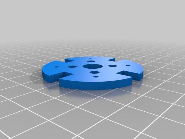 customizable circular mot