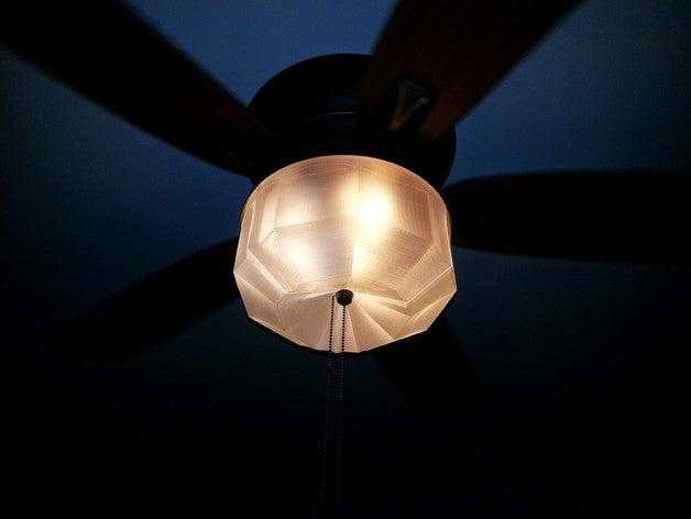 ceiling fan globe decor l