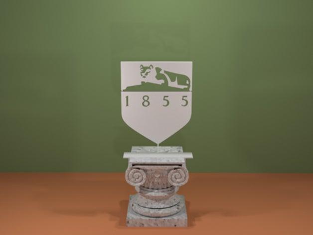 penn state logo signs & l