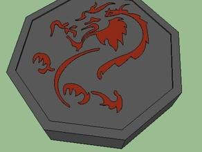 dragon talisman jackie chan adventures props dragon jackie chan jackie chan adventures talisman zodiac