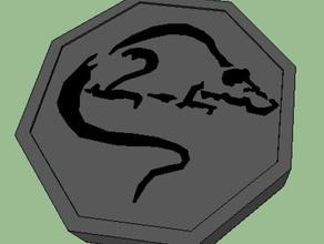 rat talisman jackie chan adventures props jackie chan jackie chan adventures rat talisman zodiac