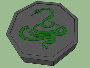 snake talisman jackie chan adventures props jackie chan jackie chan adventures snake talisman zodiac