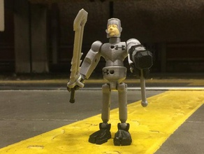 robot -z5mar2015 toys & games android asllexicon battle battle robot bionic bionics cybernetic cybernetics cyborg cyborgs gift made modio  modio modio robot olsen present prusa robot robots robot modio star labs 3d starlabs3d todd todd olsen toy toy robot toy robots under armour