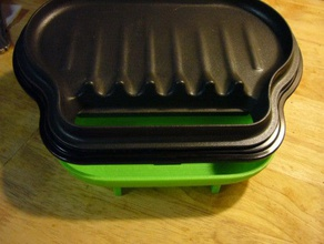 grease tray george foreman grill household george foreman grease grill tray