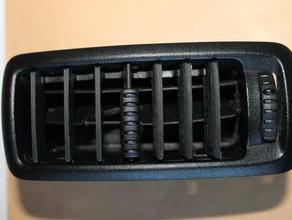 renault trafic conducto de aire de la cuchilla de la automoción renault trafic furgoneta