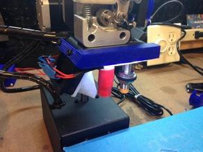 printrbot simple metal light 3d printer parts led light printerbot printerbots printerbot simple metal printrbot printrbot simple metal