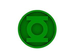 green lantern ring dc comics 3d printing green lantern green lantern logo green lantern ring green lantern symbol ring