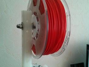 spulenhalter mkiii f r reprappro ormerod spool mount mkiii reprappro ormerod 3d printer parts ormerod ormerod2 spoolholder spool holder spool mount