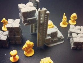 mag-lifter slayt-fit modeli araç inşaat continuum uygun forklift gelecek oyun oyun kötü oyunlar oldu endüstriyel makine makine minyatür model modüler rpg scifi slayt masa üstü tank arazi oyuncak kamyon araç wargame wargaming wayfarer