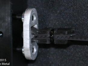 printrbot simple metal gt2 belt clip 3d printer parts clip gt2 belt gt2 belt clip improved printrbot printrbot fan printrbot fan shroud printrbot simple metal shroud