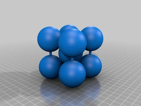 body centered cubic unit cell full atoms learning body centered cubic crystal structure unit cell