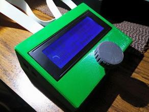 housing knob official printerbot lcd interface v2 3d printer accessories j204a knob lcd printrbot screen
