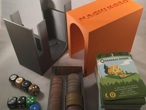 machi koro organizer games boardgame game games koro machi machi koro tabletop tabletop game tabletop gaming
