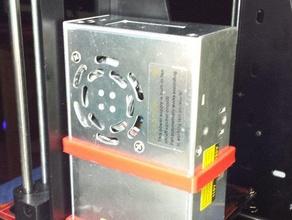 p3steel psu toolless mount 3d printer parts p3steel power supp power supply mount psu