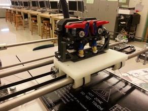 rapman 31 dual head conversion ramps 14 marlin 3d printer parts dual extruders marlin ramps 14 rapman rapman 31 rapman upgrade part
