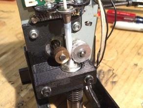 b3 pico hot end divinci 10 3d printer extruders 40mm fan 40mm fan mount cooling fan divinci e3d v6 hotend hot end pico pico hotend xyz davinci