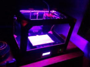 rgb led controllerd 3d printer accessories blinking led blink led led leds led color led holder led lamp led light led mount led strip lights rgb rgb led strip