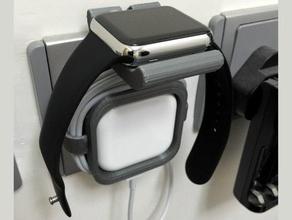 apple watch wall charging dock uk style plugs mobile phone apple watch