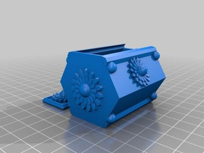 sliding jewelry box jewelry 3030 extrusion big delta printer box flower flower box jewelrybox sliding box sliding lid