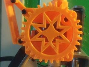 printrbot simple metal feedwheel 3d printer accessories printerbot simple metal printrbot printrbot simple metal simple metal