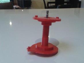 up filament spool re-winder 3d printer accessories filament re-winder spool spool re-winder up