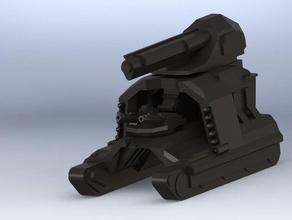 dt-mt araç harika gelecek fütüristik füze tank araç