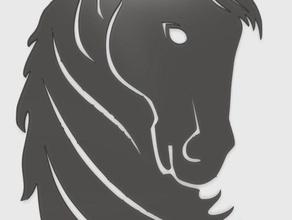 horse pendant jewelry 3d animal 3d horse animal animal charm animal pendant horse charm horse pendant horse power mustang horse mustang pendant power