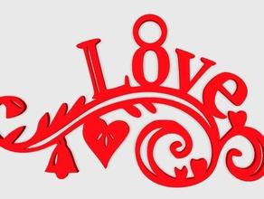 love pendant jewelry 3d love 3d romantic art pendant fashion life love love love charm love keychain love pendant man woman romantic valentine day