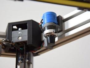 hall e endstop potentiometer mount 3d printer parts endstop hall-e hall endstop potentiometer radds