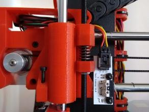 anti backlash spring holder prusa i3 3d printer accessories anti-backlash prusa i3 prusa i3 hephestos spring