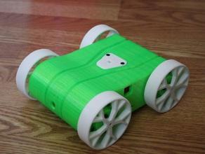 razbot robotics electronics lithium polymer raspberypi razbot robot robot operating system ros