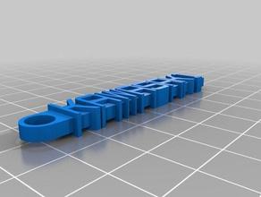 kawasakimessage keychain organization customized