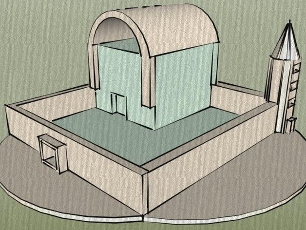 build 3d printing buildac