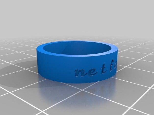 my customized ring - insi