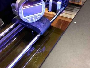bed level jig suit 2x 3d printer accessories dial indicator leveler