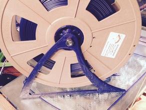 rep rap warehouse spool roller 3d printer accessories 608 bearing filament  rep-rap reprapwar rep rap war skate bearing spool
